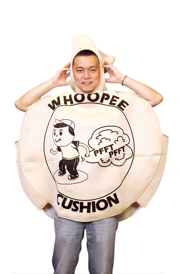 Whoopie Cushion One Size Fits all Adults Costume  Z2348