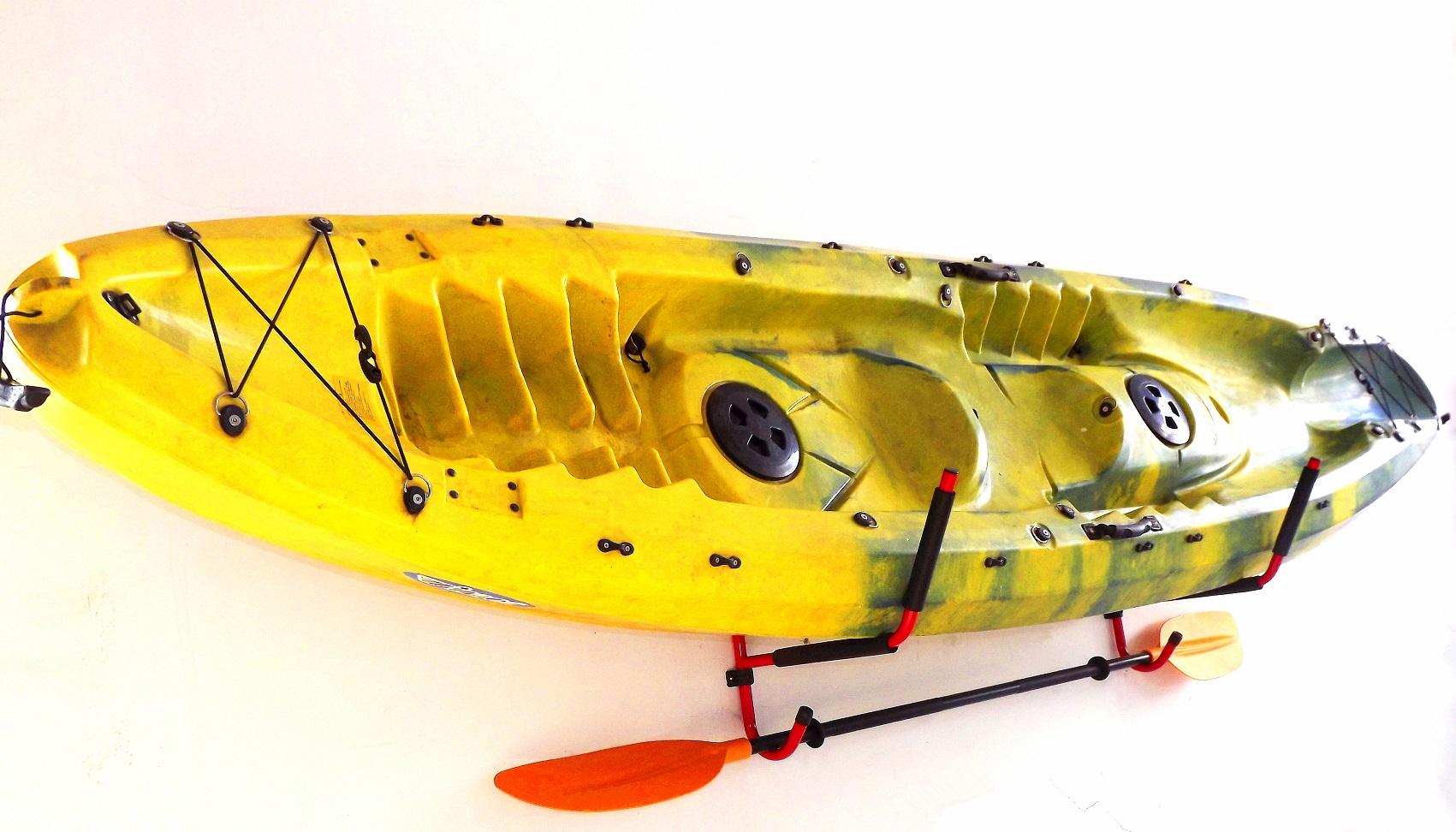 Kayak Canoe Wall Rack Storage Brackets  Z2354