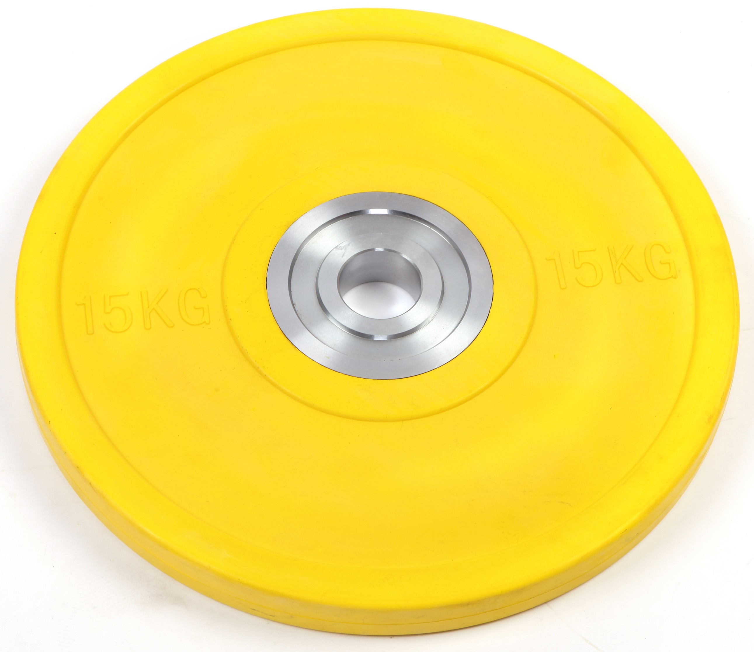 15KG PRO Olympic Rubber Bumper Weight Plate  Z2417