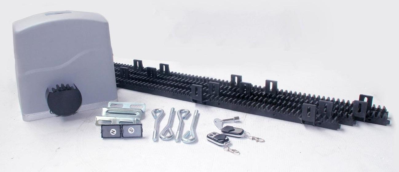 700KG Auto Slide Sliding Gate Opener Automatic w 4m Rail  Z2477