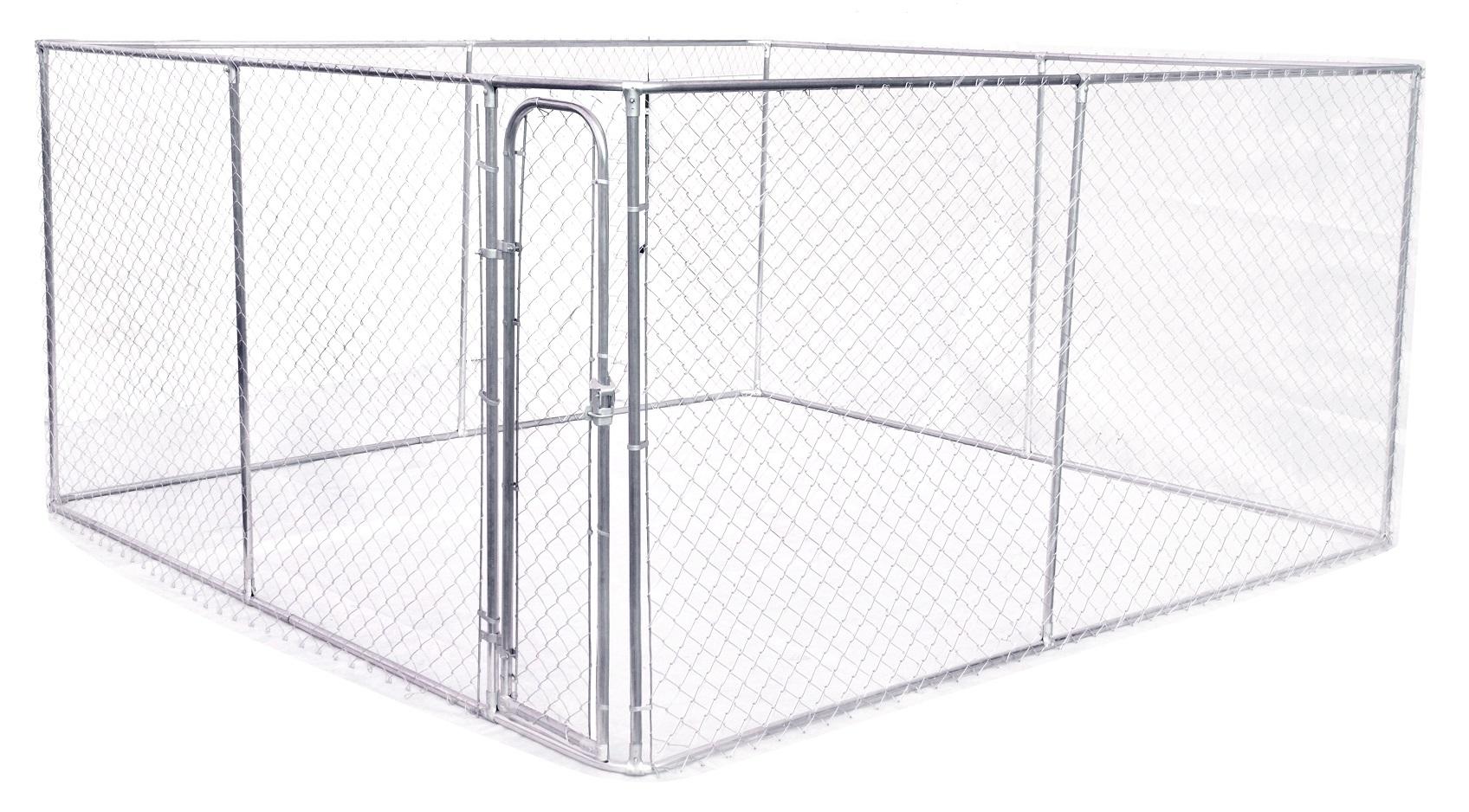 Pet Enclosure - 4 x 4m  Z2494