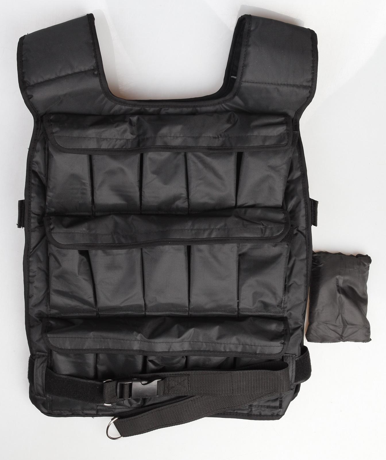 Adjustable Weighted Vest - 20 KG  Z2503