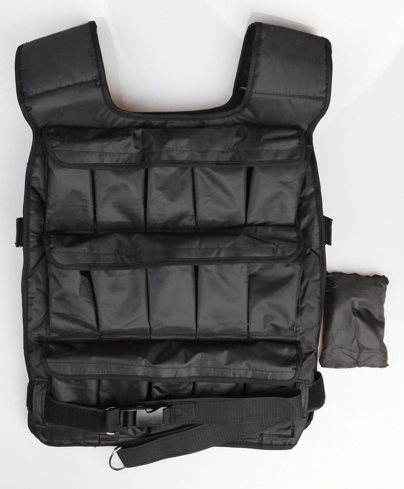30Kg Adjustable Weighted Training Vest  Z2504