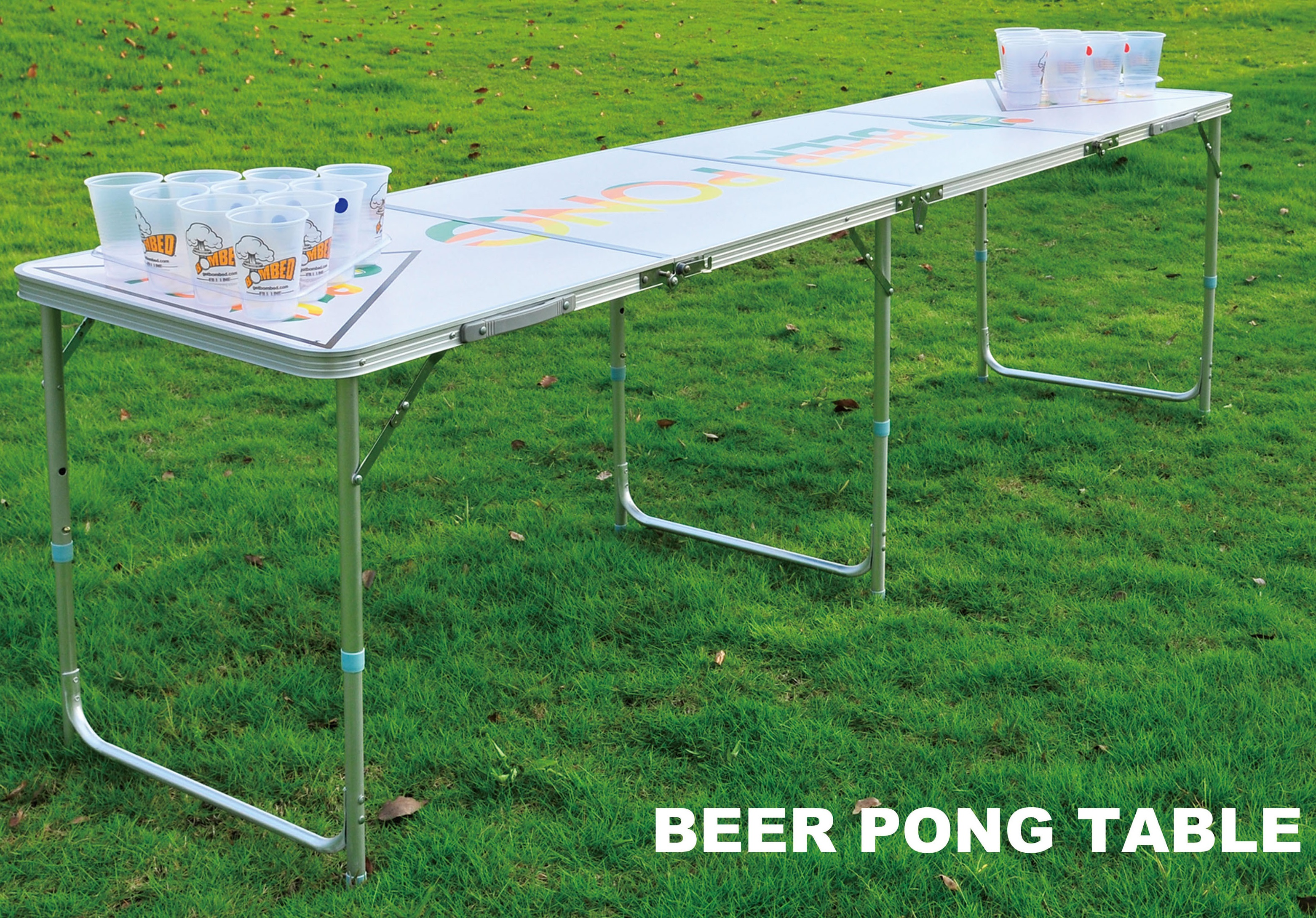 8FT Beer Pong Table  Z2513