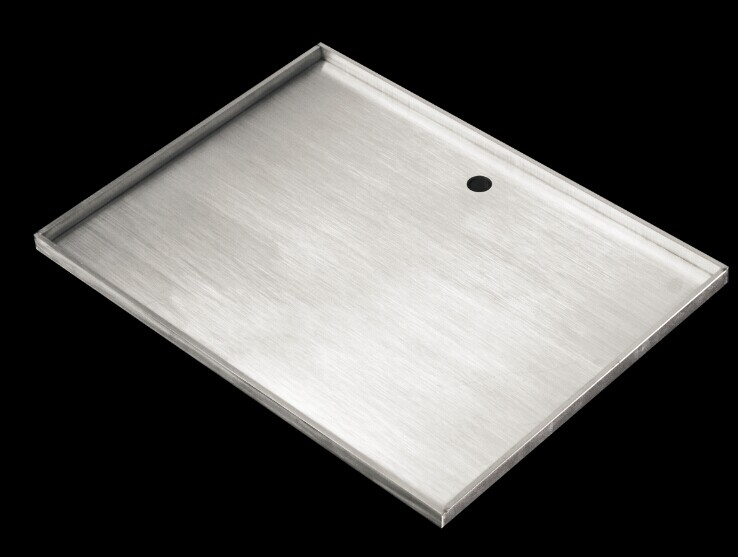Stainless Steel BBQ Grill Hot Plate 46.5 x 38CM Premium 304 Grade  Z2529