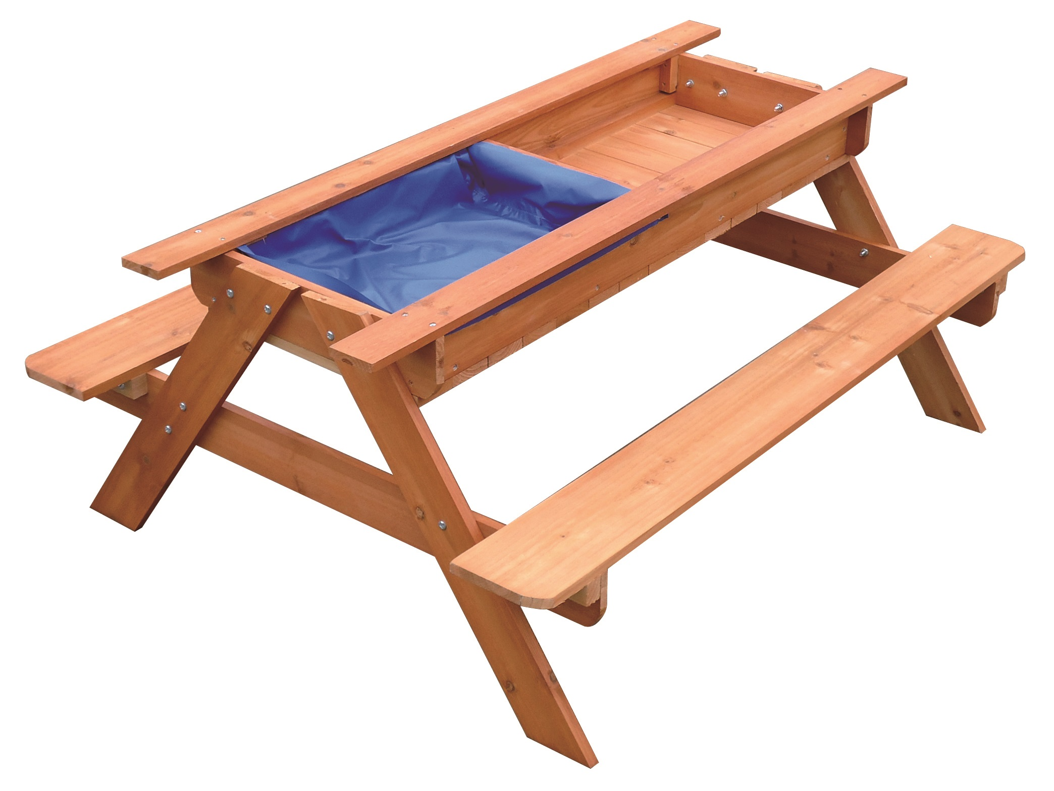 Sand & Water Wooden Picnic Table  Z2531