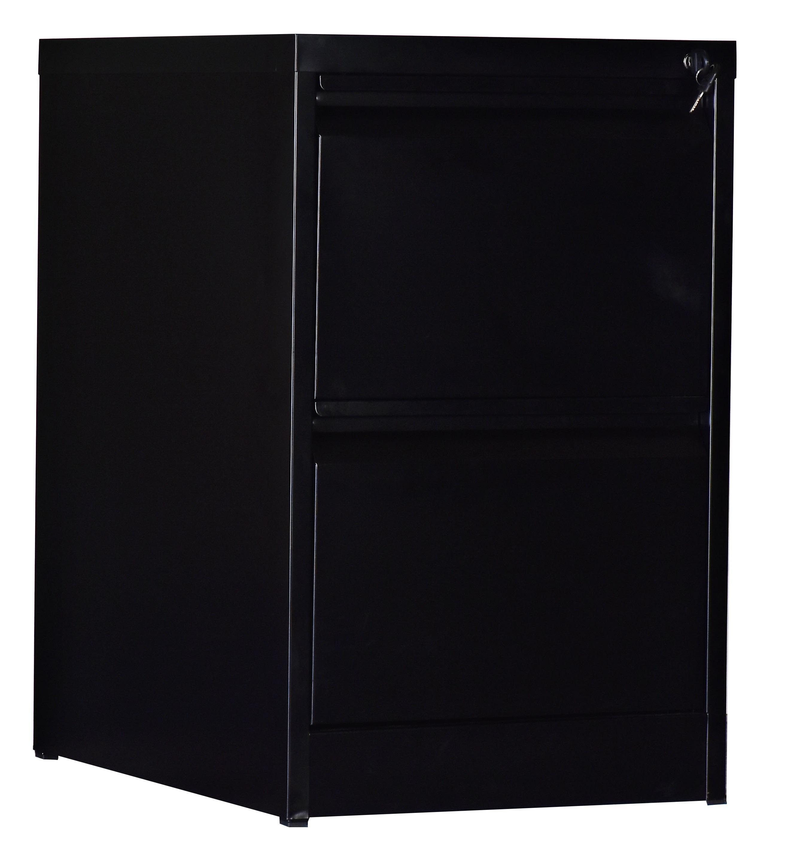 2-Drawer Shelf Office Gym Filing Storage Locker Cabinet  Z2544