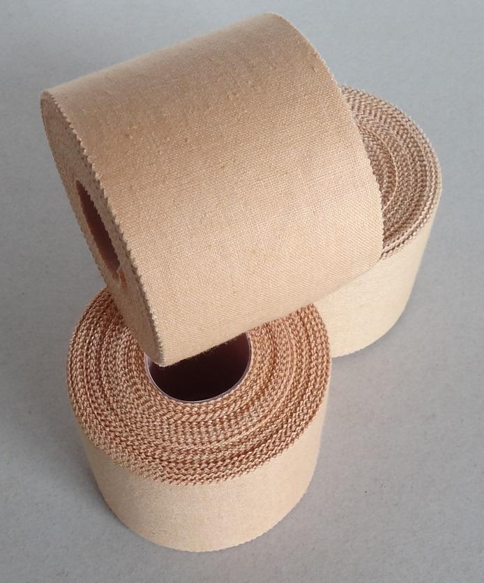 Premium Rigid Sports Strapping Tape - 3 Rolls of 50mm X 13.7M  Z2552