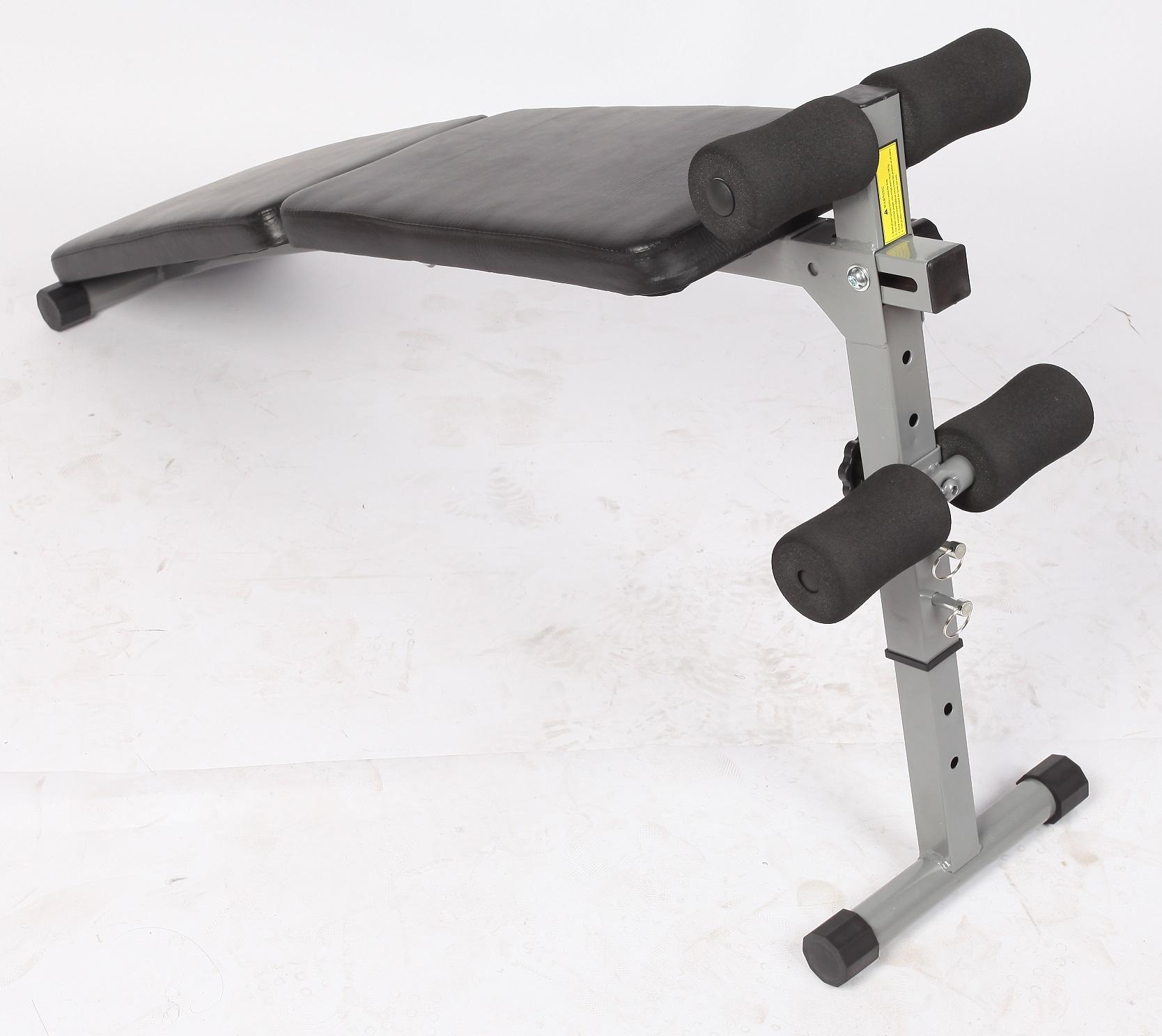 Adjustable Abdominal Crunch Sit Up Bench  Z2571
