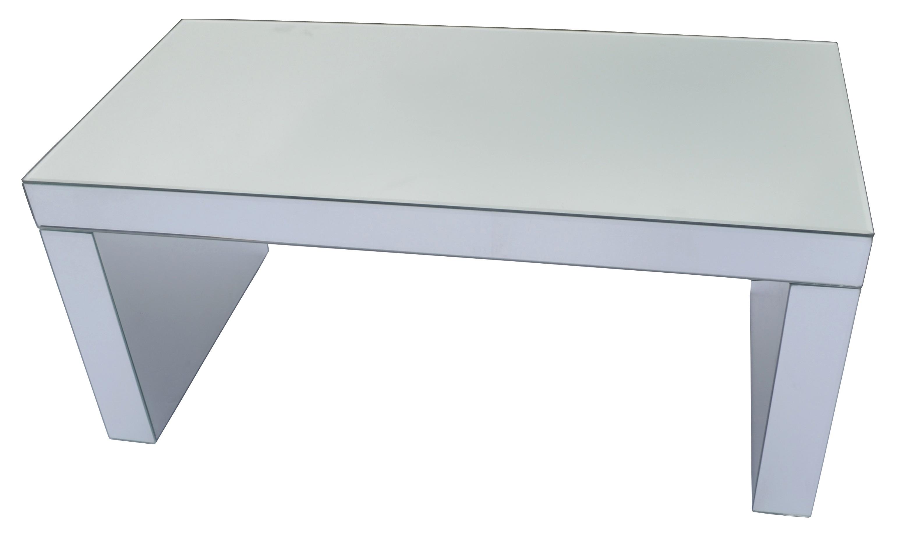 Mirrored Coffee Table Mirror Furniture  Z2584