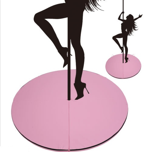160cm Diameter Exercise Mat for Dancing Pole  Z2606