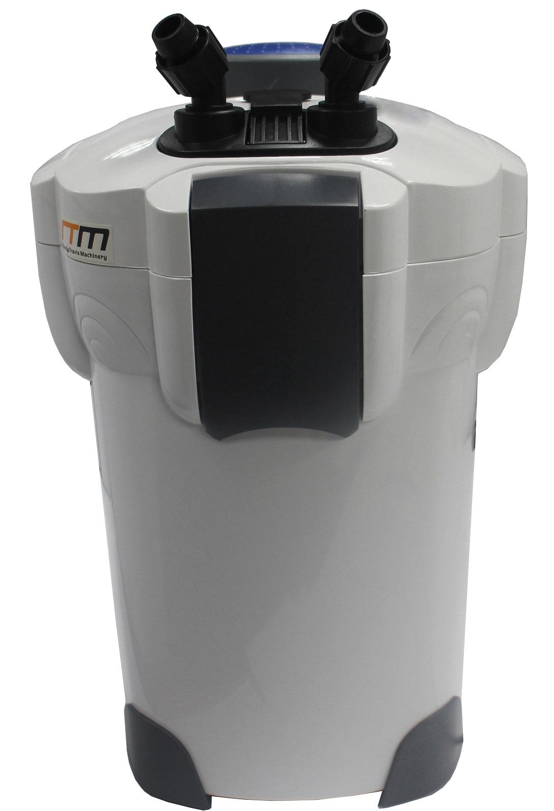 External Canister Filter Pump for Aquarium 2000L/H  Z2607