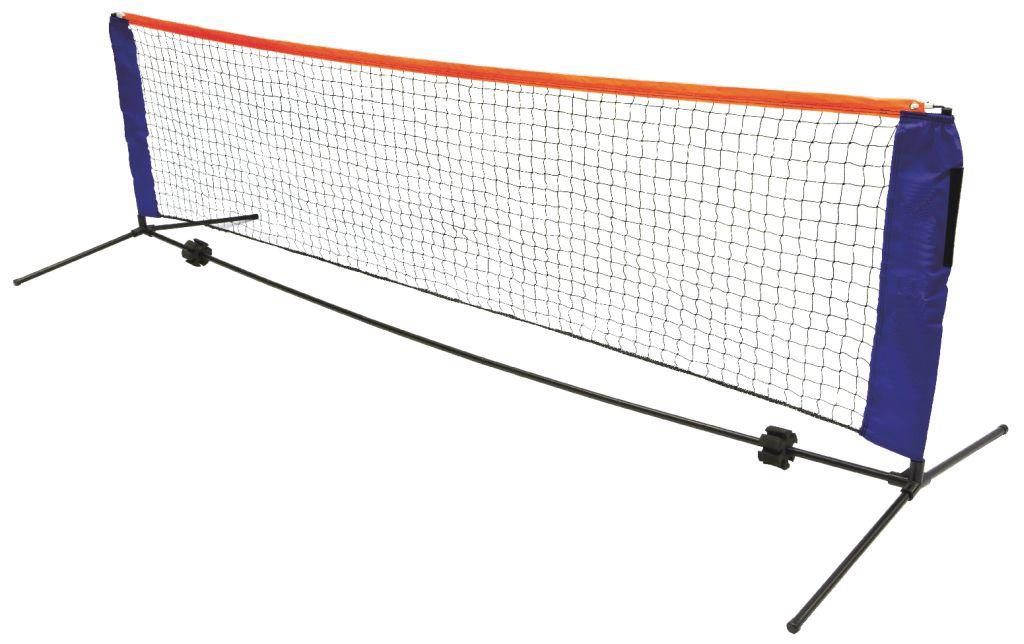 6 Meters Portable Foldable Mini Tennis Net & Post Set  Z2664