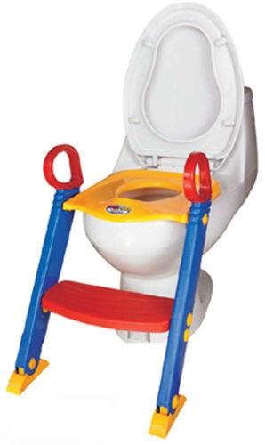 Kids Toilet Ladder Toddler Potty Training Seat  Z2696