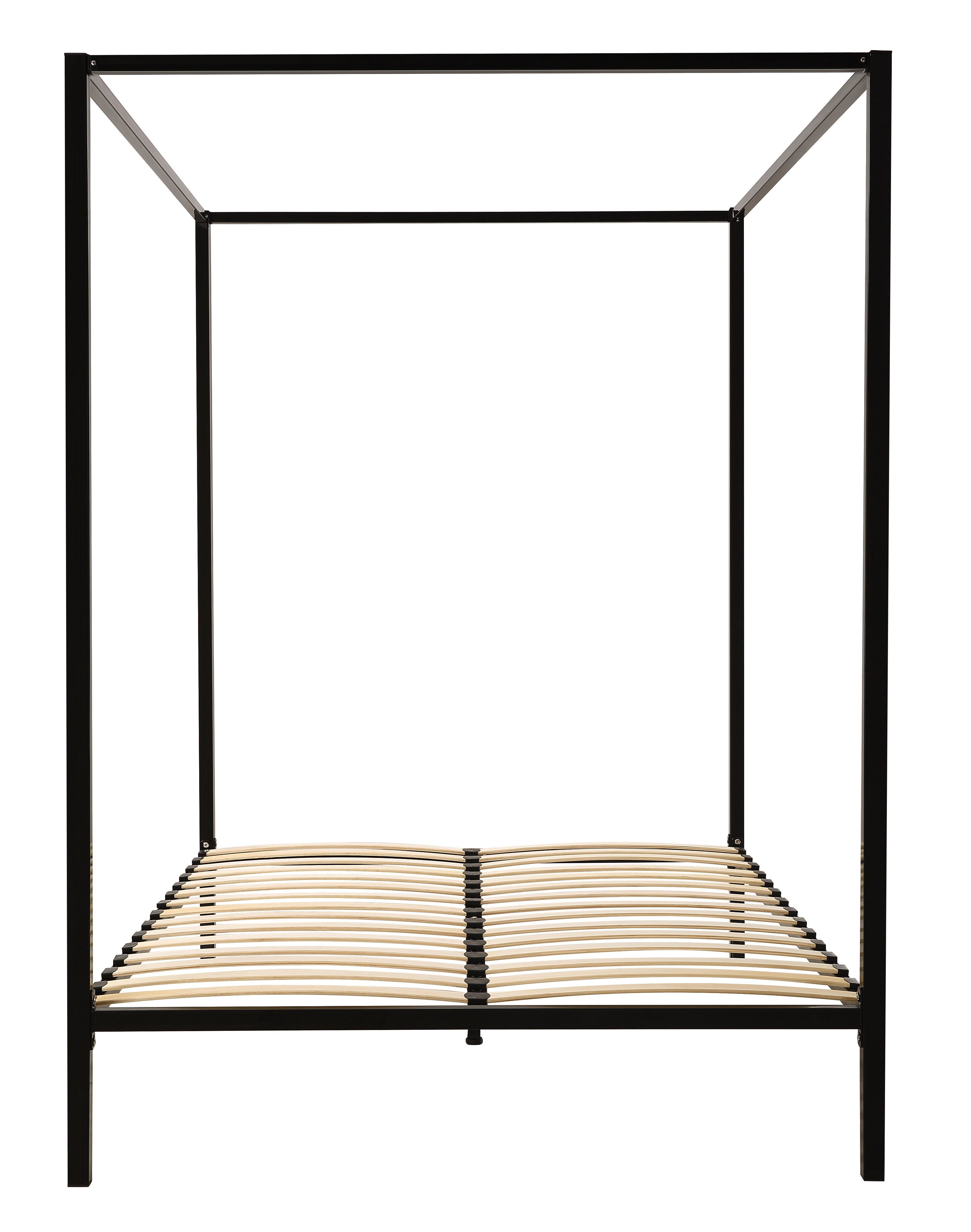 4 Four Poster Queen Bed Frame  Z2739