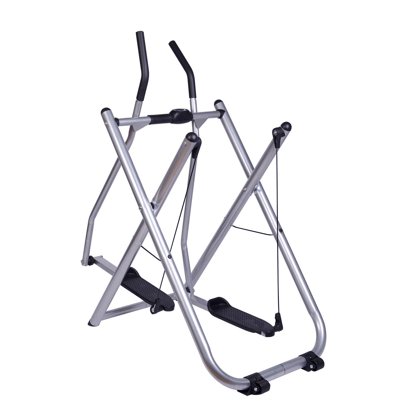 Fitness Glider Exercise Machine Elliptical Sports Trainer  Z2746
