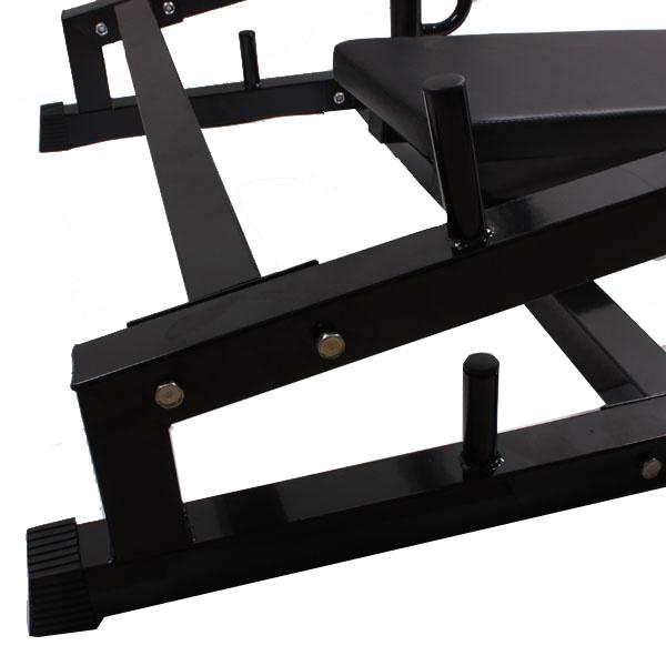 Vertical Leg Press Machine Fitness Exercise Gym Machine  Z2754
