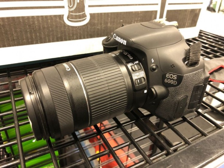 Canon EOS 600D DK124409