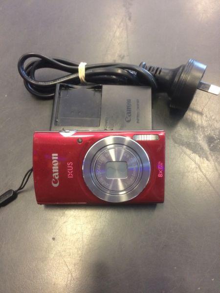 Canon Ixus 145 Digital Camera - 125174