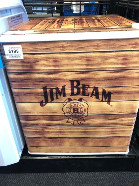 Jim Beam Mini Bar Fridge DK124680