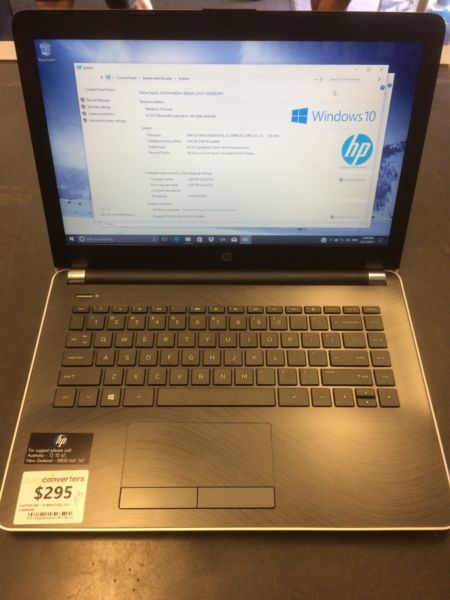 HP 14-BW021AU Laptop - SM124740