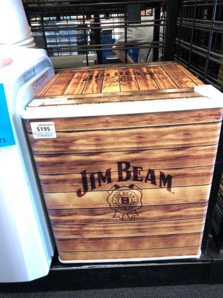 Jim Beam Limited Edition Mini Bar Fridge
