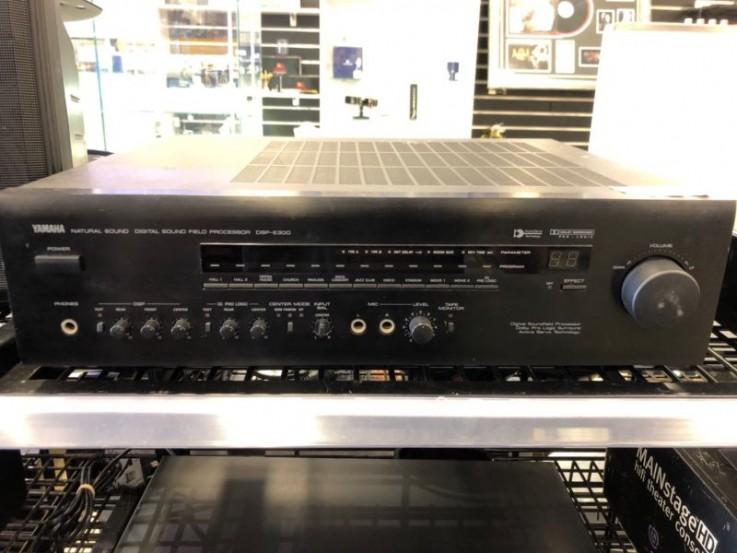 Yamaha DSP E300 Amplifier DK119087