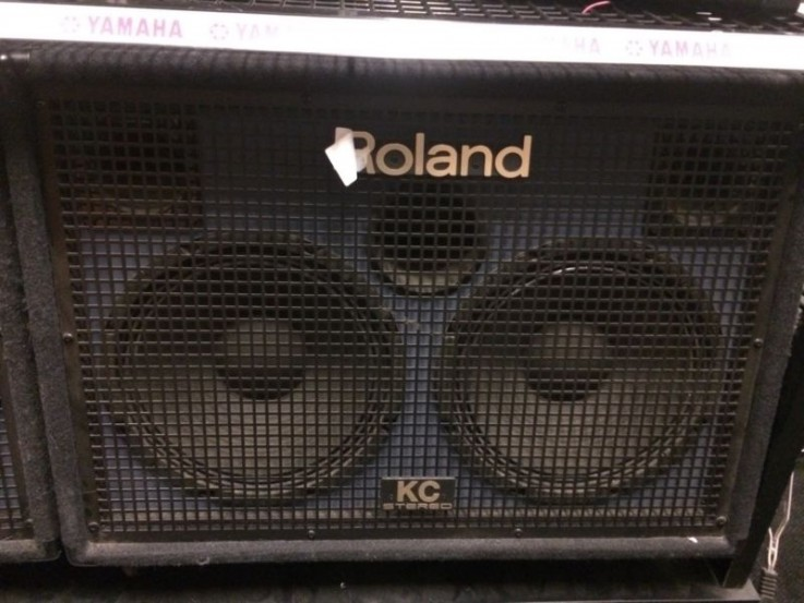 Roland KC880 percussion amplifier AN1198