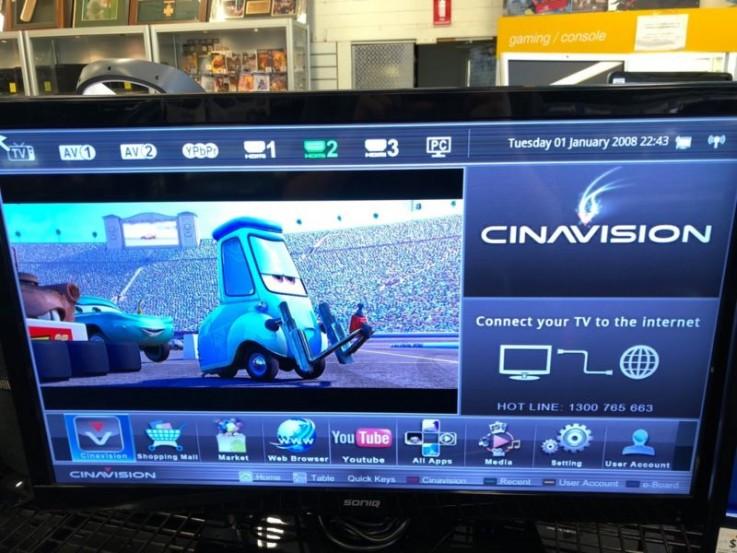 Soniq E32S12A HDTV DK124320