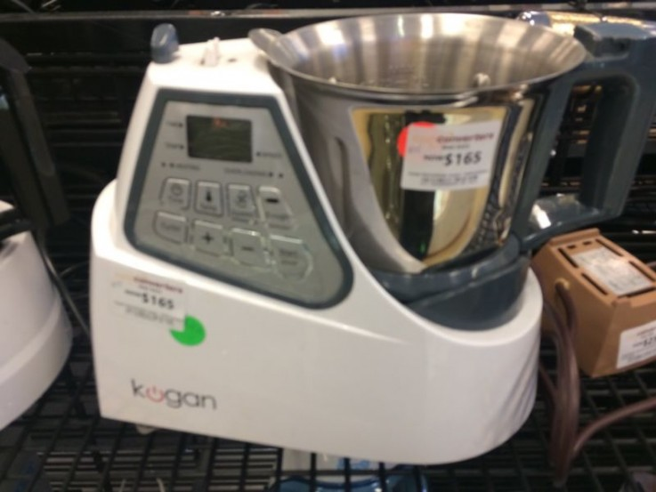 KOGAN FOOD PROCESSOR BW:68049