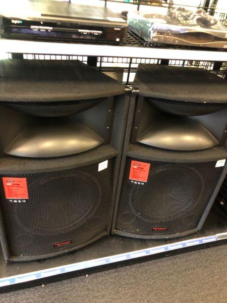 MonarchSDJ1502 Speaker Set DK109129