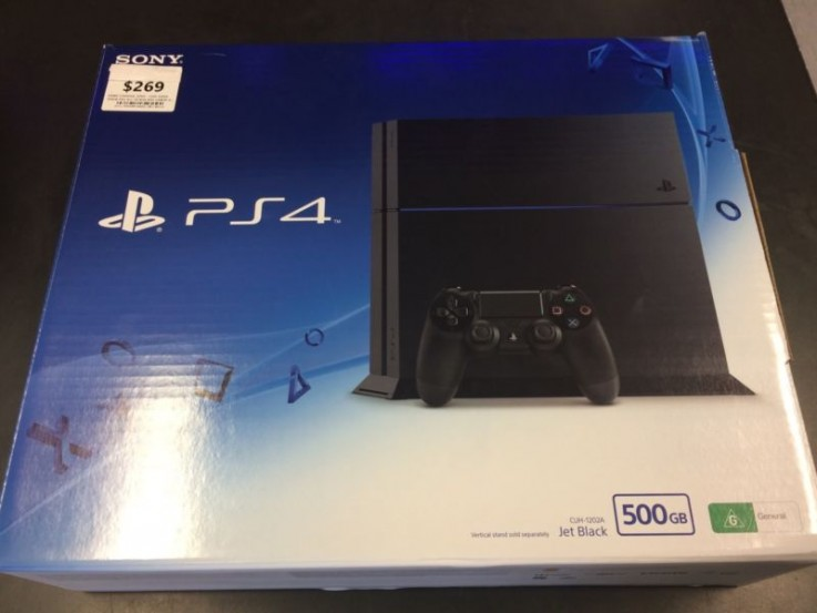 Sony cuh-1202A 500gb PS4 - cp124455