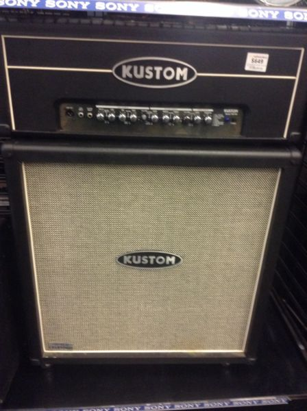 KUSTOM GUITAR AMPLIFIER BW:98170