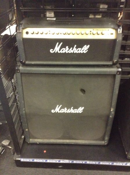 MARSHALL AMPLIFIER BW:114071