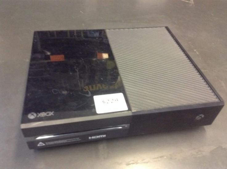 XBOX ONE 500GB BW:124427