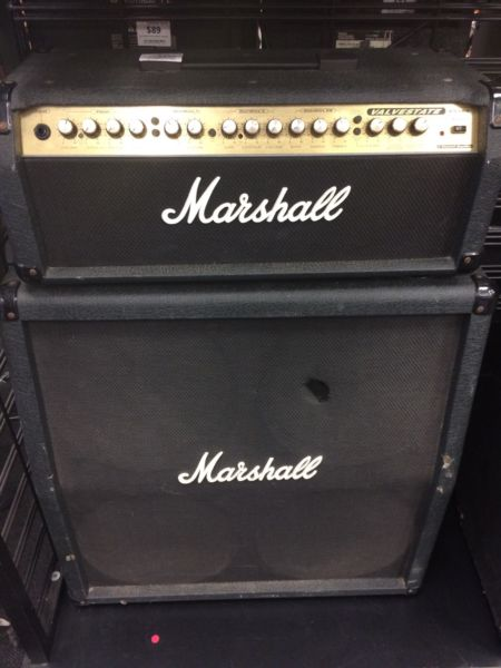 Marshall valvestate vs100 amplifier - cp