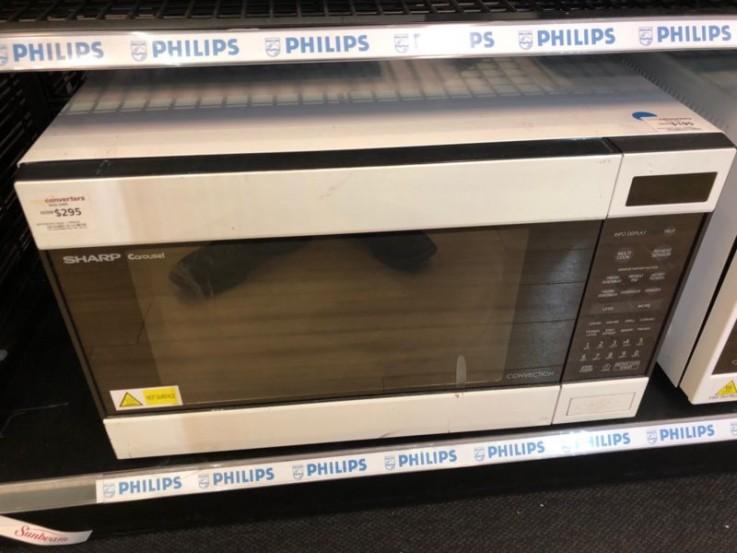 Sharp R990K Microwave DK47507