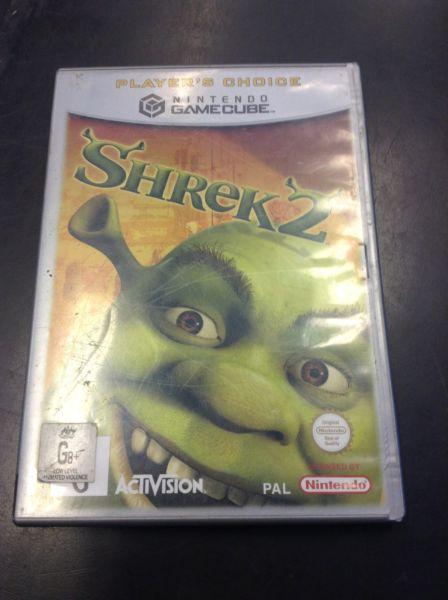 GAMECUBE - SHREK 2 BW:03986