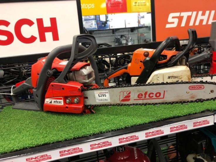Efco Emak 137 Chainsaw DK107094