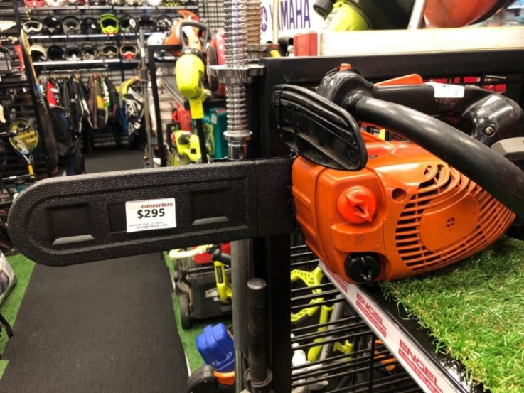 Echo CS-350TES Chainsaw DK120271