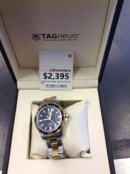 TAG HEUER EAT5517 BW:113779