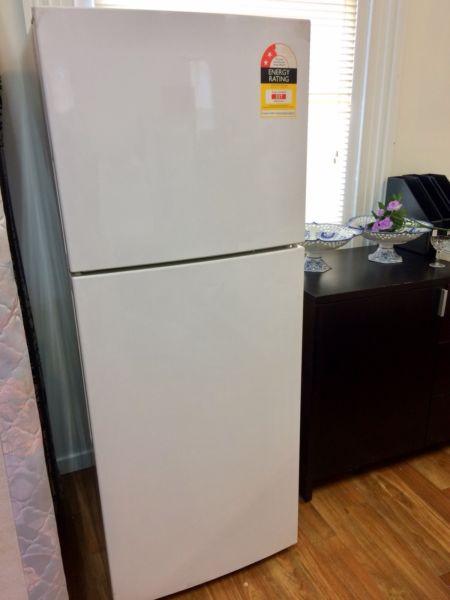 Haier fridge&freezer-220L, 6 months warr
