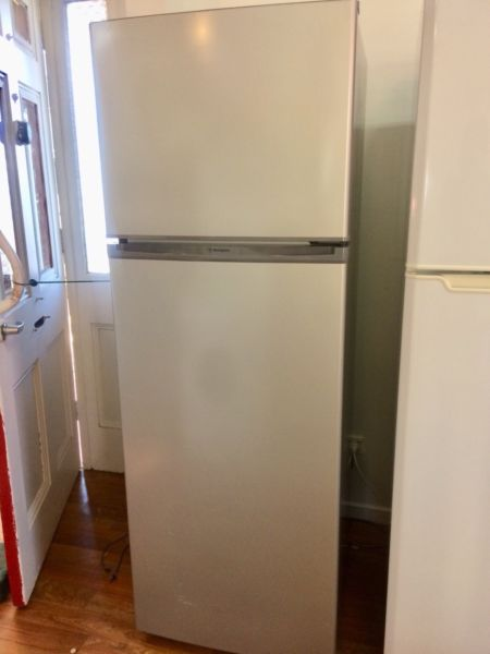 Westinghouse stainless steel fridge/free