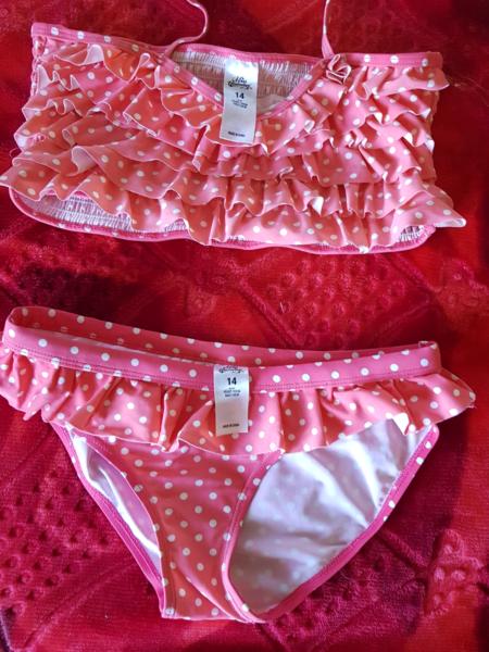Swimwear size 14 and 16
