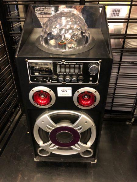 DJ PA Karaoke Speaker System DK124710