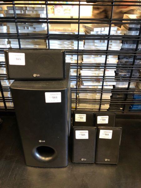 LG SB95SA Speaker Set DK098672