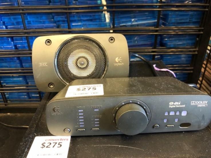 Logitech Z906 S Speaker System DK123667