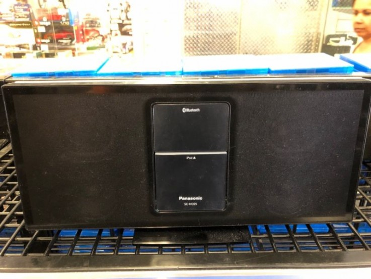 Panasonic SCHHC05 Wireless Speaker/Dock