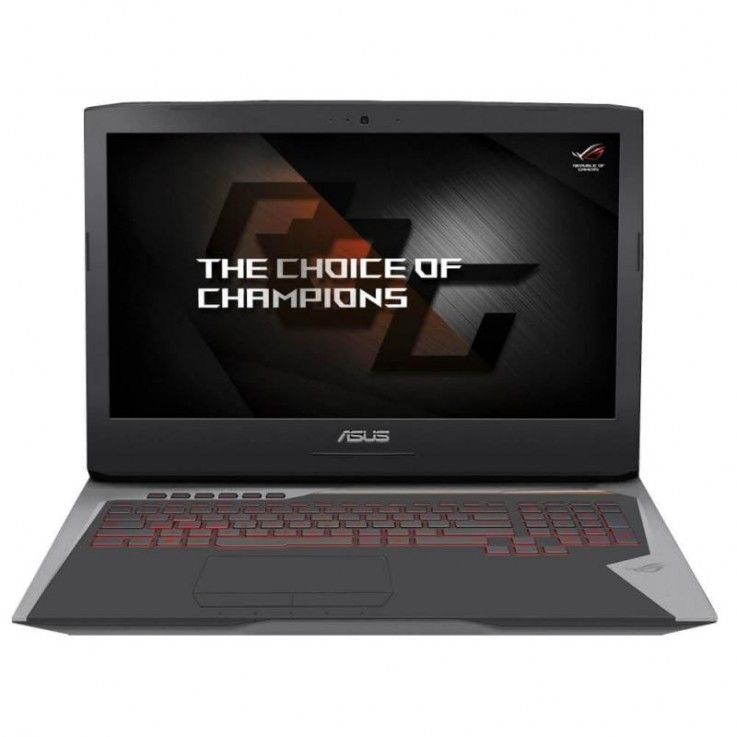 ASUS ROG G752VS 17.3inch 7th Gen Core i7