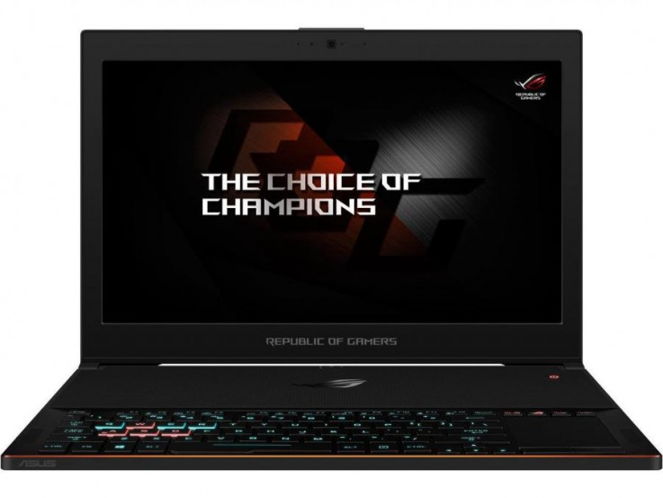ASUS ROG ZEPHYRUS GX501 15.6inch GTX 107